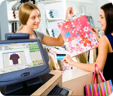 Clothing Retail Apparel Store Cash Registers