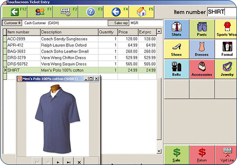 Clothing Store Cash Registers Retail Store Cash Registers Apparel