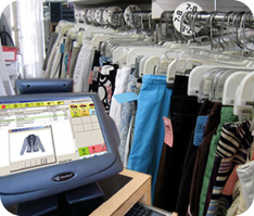 Consignment Store Cash Registers